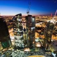 Экскурсия «Ночная Москва с 56-го этажа площадки «Москва-Сити»