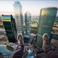 Экскурсия на 56-й этаж смотровой площадки Москва-Сити