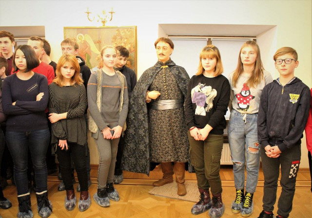 В гости к гетманов приглашает Дворец Разумовского в Батурине