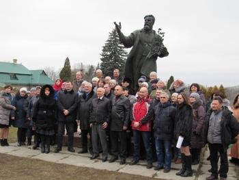 На Черкасщине почтили память ученого Льва Симиренко