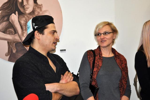 Выставку современного искусства открыли в Черкасском художественном музее