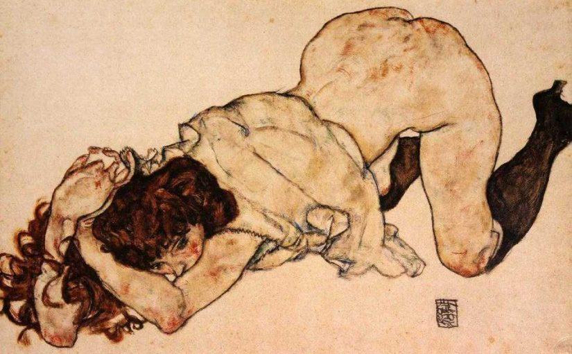 Выставка «Эгон Шиле и Рихард Линднер: МЕТАфизика тела»